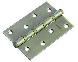 Петля стальная универсальная с 4-мя подшипниками Morelli  MS 100X70X2.5-4BB AB