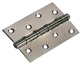 Петля стальная универсальная с 4-мя подшипниками Morelli  MS 100X70X2.5-4BB BN