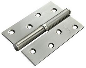 Петля стальныая разъёмная Morelli  MSD 100X70X2.5 SN