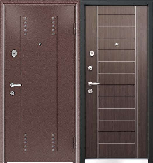 двери металлические 2 10 9