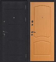 Стальная дверь Колизей Классика миланский орех