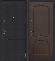 Стальная дверь Колизей Классика венге