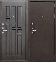 Стальная дверь Гарда венге