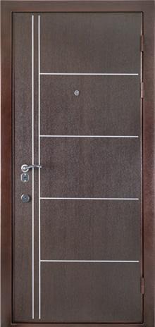 Стальная дверь Stardis-CHROME