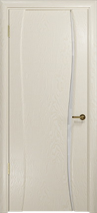 Арт Деко Стайл Лиана-1 аква триплекс кипельно белый