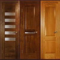Дверь межкомнатная цвет дуб