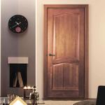 Двери, покрытые натуральным шпоном