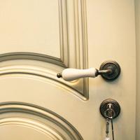 Матовые двери межкомнатные
