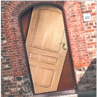 Нестандартные двери входные