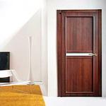 Двери, покрытые эко-шпоном