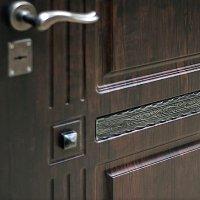 Входная дверь венге
