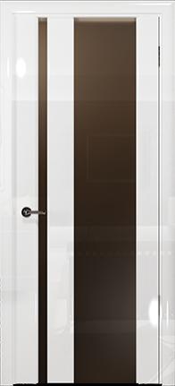 Арт Деко Vatikan Premium Глянец Спациа-5 белый глянец триплекс тонированный