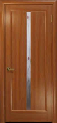 Арт Деко Элегант Лютэа-L красное дерево ПО с фьюзингами