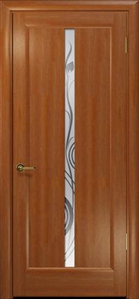 Арт Деко Элегант Лютэа-L красное дерево ПО с рисунком «Фантазия»