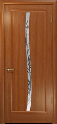 Арт Деко Элегант Лютэа–S красное дерево ПО с рисунком «Фантазия»