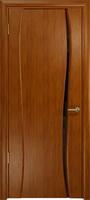 Арт Деко Стайл Лиана-1 анегри темный триплекс черный