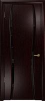 Арт Деко Стайл Лиана-2 венге триплекс черный