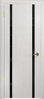 Арт Деко Стайл Спация-2 ясень белый триплекс черный