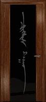 Арт Деко Стайл Спация-3 сукупира триплекс черный с рисунком «Чингизхан»