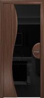Арт Деко Стайл Ветра-1 орех американский триплекс черный