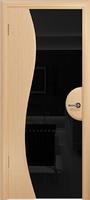 Арт Деко Стайл Ветра-1 беленый дуб триплекс черный