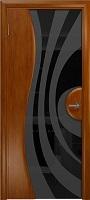Арт Деко Стайл Ветра-1 анегри темный триплекс черный с рисунком
