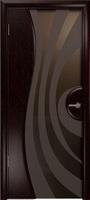 Арт Деко Стайл Ветра-1 венге триплекс тонированный с рисунком