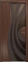 Арт Деко Стайл Ветра-1 орех американский триплекс мокко с рисунком