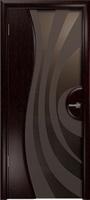 Арт Деко Стайл Ветра-1 венге триплекс мокко с рисунком