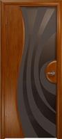 Арт Деко Стайл Ветра-1 анегри темный триплекс мокко с рисунком