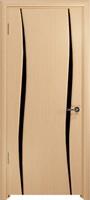 Арт Деко Стайл Вэла-2 беленый дуб триплекс черный