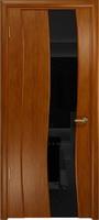Арт Деко Стайл Вэла Арт анегри темный триплекс черный