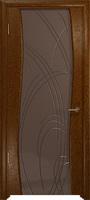 Арт Деко Стайл Вэла терра триплекс тонированный с гравировкой