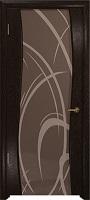 Арт Деко Стайл Вэла фуокко триплекс тонированный с рисунком