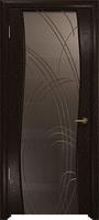 Арт Деко Стайл Вэла сукупира триплекс мокко с гравировкой