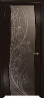 Арт Деко Стайл Вэла фуокко триплекс мокко с рисунком со стразами