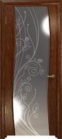 Арт Деко Стайл Вэла сукупира зеркало с рисунком со стразами