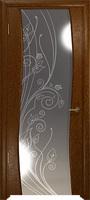Арт Деко Стайл Вэла терра зеркало с рисунком со стразами