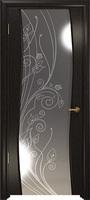 Арт Деко Стайл Вэла эвкалипт зеркало с рисунком со стразами