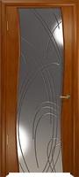 Арт Деко Стайл Вэла анегри темный зеркало с гравировкой