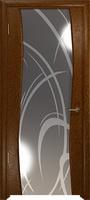 Арт Деко Стайл Вэла терра зеркало с рисунком