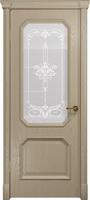 Арт Деко Vatikan Baquette  Селеста 2-2 слоновая кость стекло с пескоструйной обработкой «Долорес»
