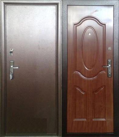 Стальная дверь LS Модель - LS-15