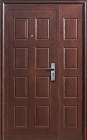 Стальная дверь Большие двери Модель - Д-105
