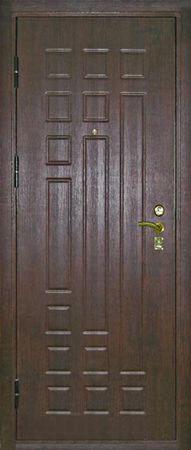 Стальная дверь Логика Модель - Люкс