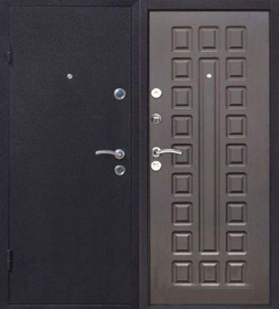 Стальная дверь Йошкар Модель - Йошкар  Венге