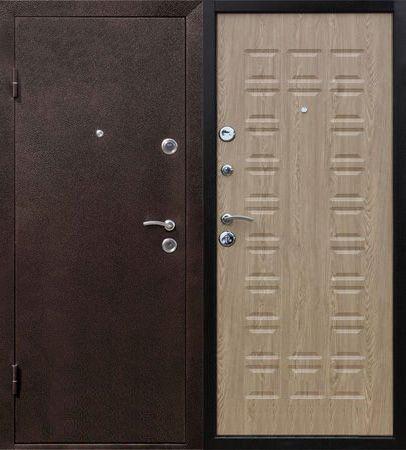 Стальная дверь Йошкар Модель - Йошкар Ель карпатская