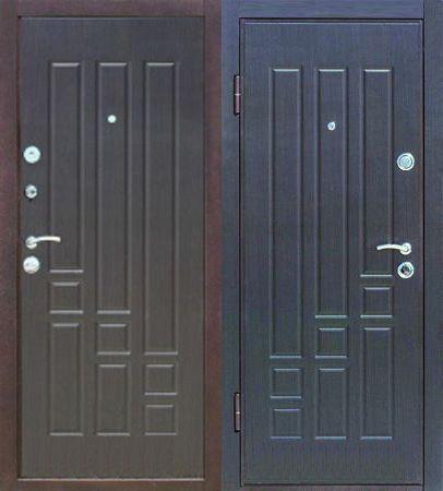 Стальная дверь Йошкар Модель - Йошкар Мдф/Мдф