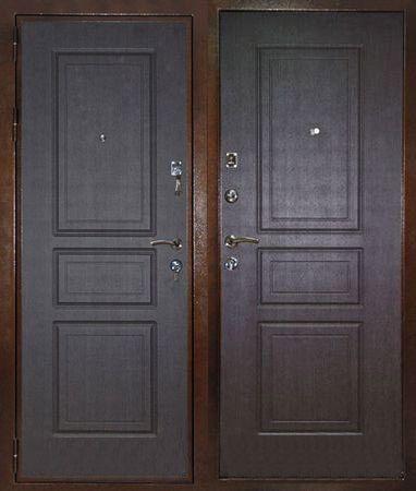 Стальная дверь Аргус Модель - Рубеж-1