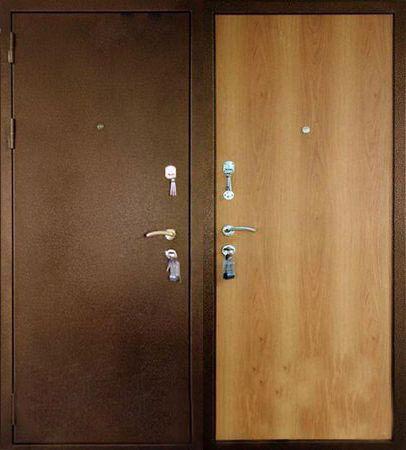 Стальная дверь Аргус Модель - Аргус 3-Б